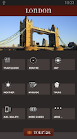 Screenshot of TOURIAS - App&Web Travel Guide
