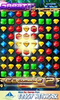Screenshot of Jewels Dash