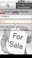 Screenshot of Anti TelefonTerror