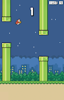 Screenshot of Floppy Bird Extreme