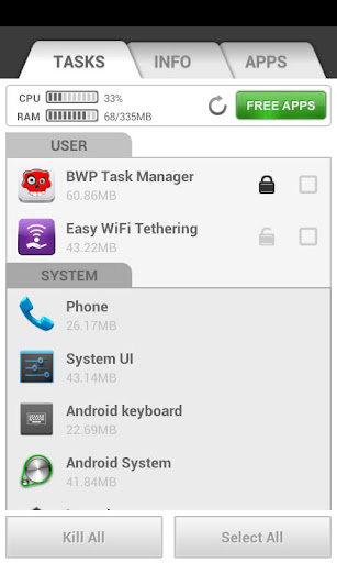 BWP Task Manager