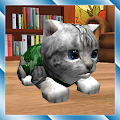 Game Cute Pocket Cat 3D apk for kindle fire