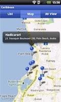 Screenshot of Aruba App