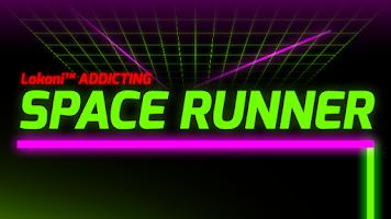 Screenshot of Lokani™ Addicting Space Runner