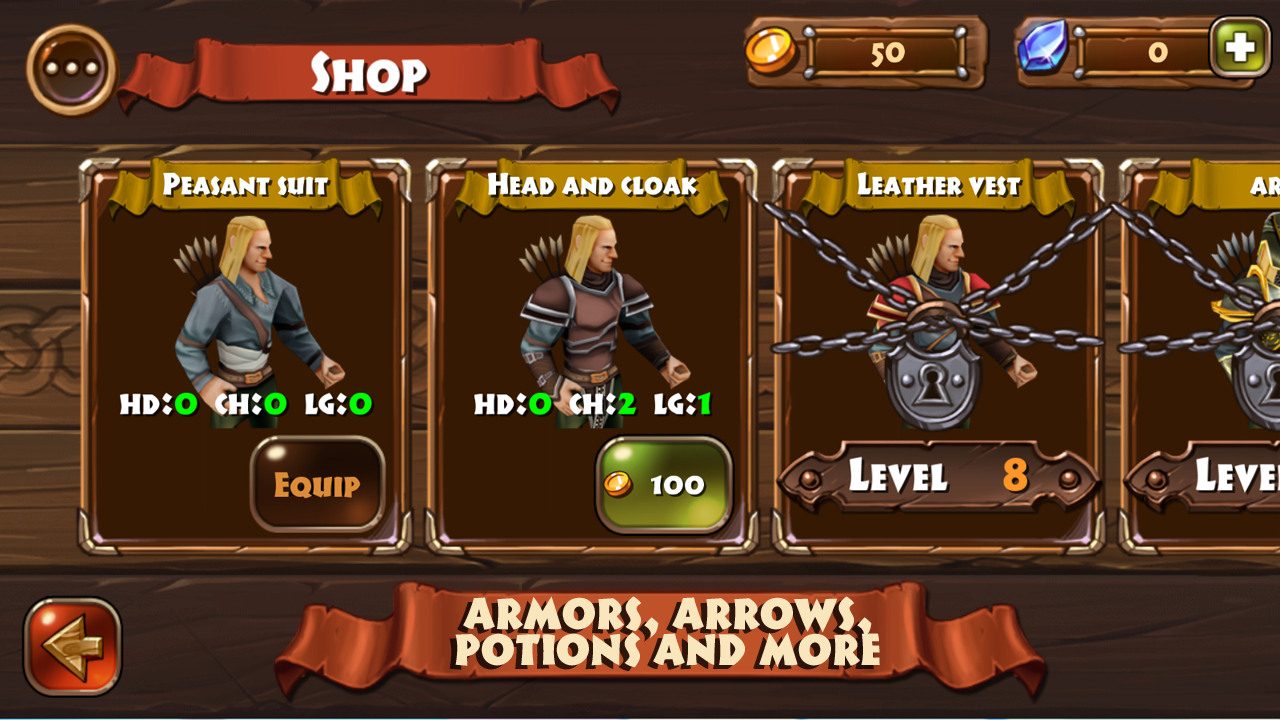 Robin Hood - Archery Games PVP Screenshot 8