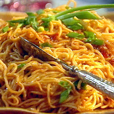 Orange Chile Noodles