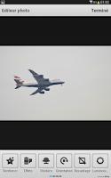 Screenshot of RawVisionDemo