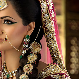 Bride of the Week by Arslan Qamar - Wedding Bride
