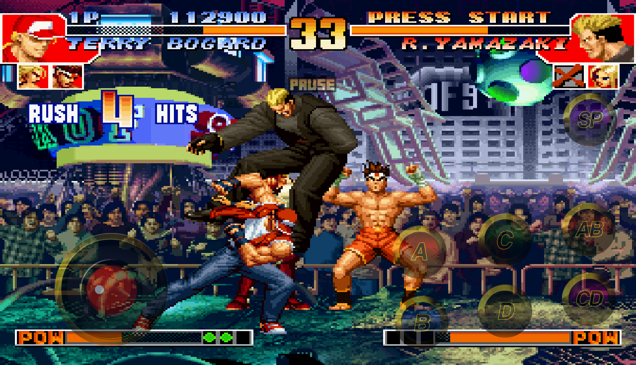THE KING OF FIGHTERS '97 Screenshot 11