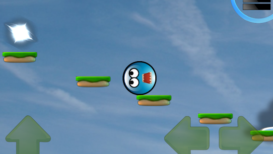 Go Go Ball - screenshot