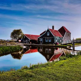 amsterdam by Christian Heitz - Landscapes Prairies, Meadows & Fields