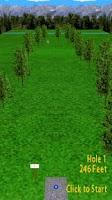Screenshot of Droid Disc Golf Lite