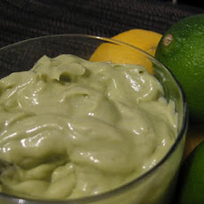 Raw Vegan Key Lime Mousse