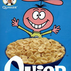 Quisp Cereal, Candied Bacon and Marshmallow Cookie