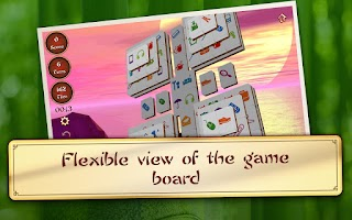 Screenshot of 3D Mahjong Mountain PREMIUM