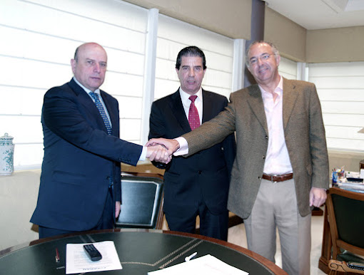 COFARÁNAND ANTEQUERA   SIGN AN AGREEMENT THAT WILL BENEFIT THE PHARMACEUTICAL PARTNERS