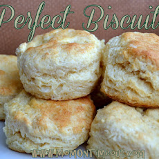 Perfect Biscuits Every Time! {Recipe}
