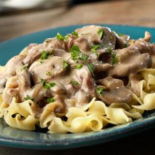 Beef Stroganoff Sour Cream Cream Of Mushroom Soup Recipes | Yummly