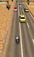 Screenshot of Crazy Moto Racing Free