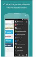 Screenshot of New 3G Browser - Free Internet