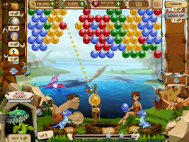 Screenshot of Bubble Age