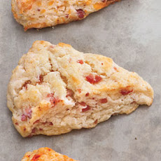 Ham-and-Swiss Scones