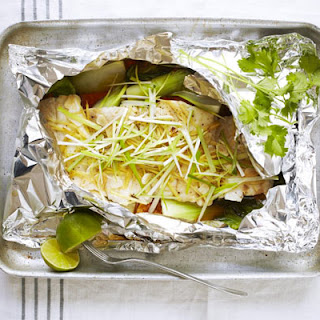 Steamed Fish With Ginger And Garlic Recipes