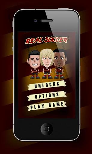 Real Soccer Flick