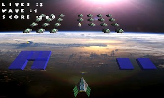 Screenshot of Invaders From Space