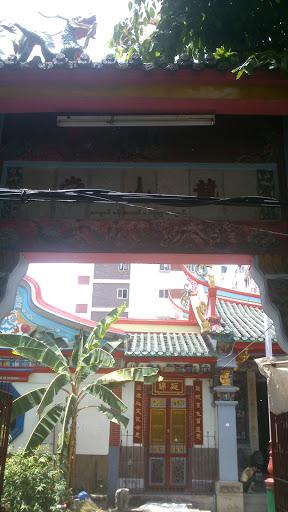 Lyaung San Taung Temple