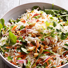 Lemon-Herb Rice Salad