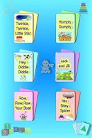 Screenshot of BB Nursery Rhymes 1