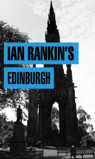 Ian Rankin's Edinburgh