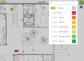 Screenshot of Dalux Field