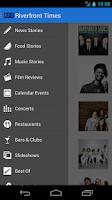 Screenshot of Riverfront Times