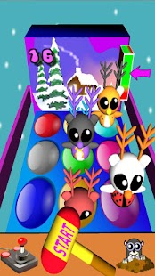 Whack A Snowman Whack A Santa Android Apps On Google Play