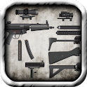 Submachine Gun Builder icon