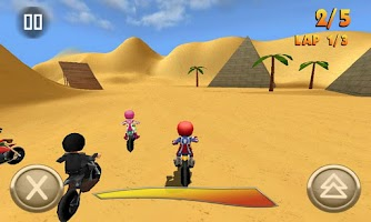 Screenshot of FMX Riders