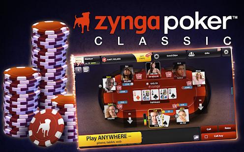 Zynga poker classic free download