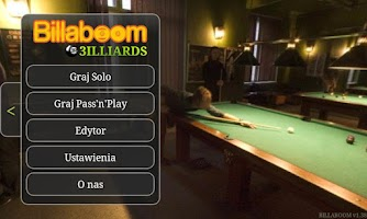 Screenshot of BILLABOOM