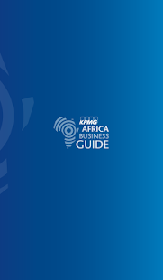 KPMG Africa Business Guide - screenshot