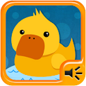 Animals numbers & fun for kids icon