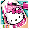 Game Hello Kitty Nail Salon version 2015 APK