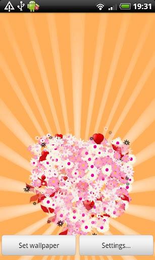 Heart Blossom FREE version