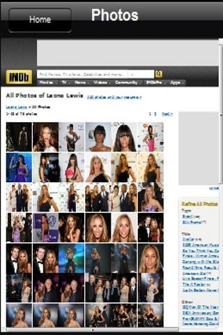 【免費音樂App】Leona Lewis!-APP點子