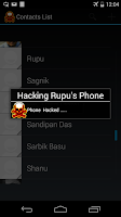 Screenshot of Phone Hacker (PRANK)