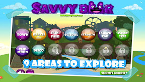 Screenshot of Savvy Bear FREE