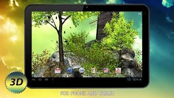 Screenshot of FlyIsland Pro 3D LWP