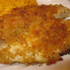 Pan-Fried Mustard Mayonnaise Tilapia