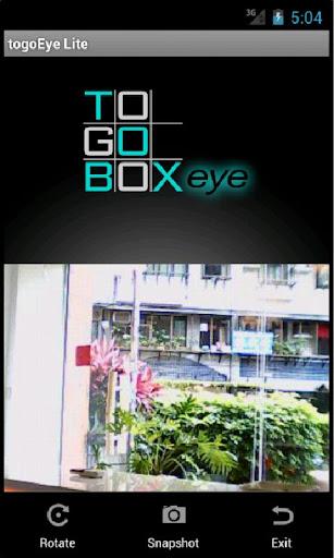【免費商業App】togoEye Lite-APP點子